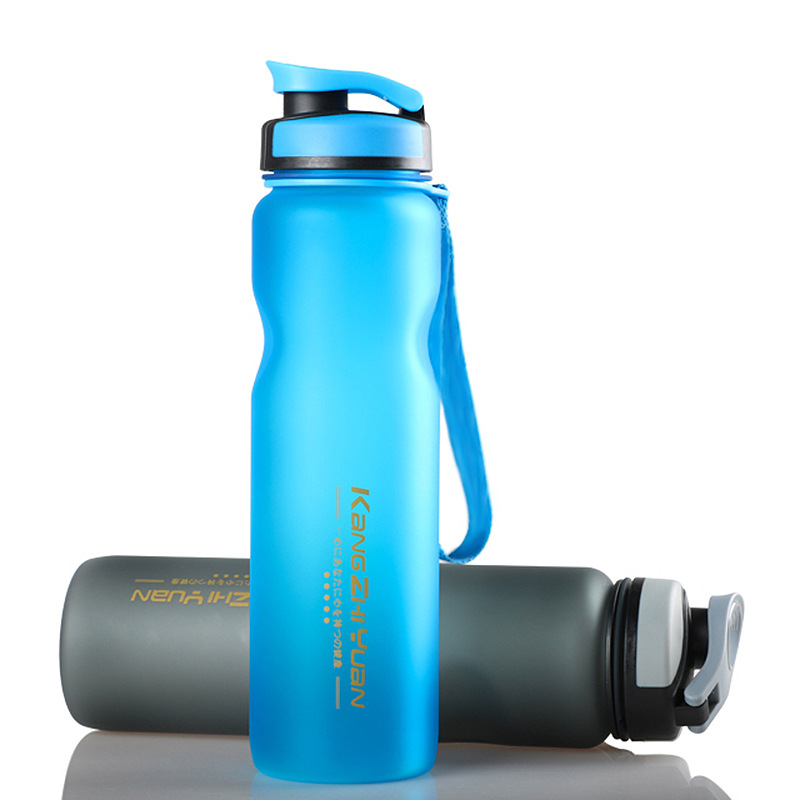 Plastic Sports 1000ml Water Bottle Bpa Free Portable Travel Drinkware My bottle For Water Purification Shaker Eco Friendly in Water Bottles from Home Garden