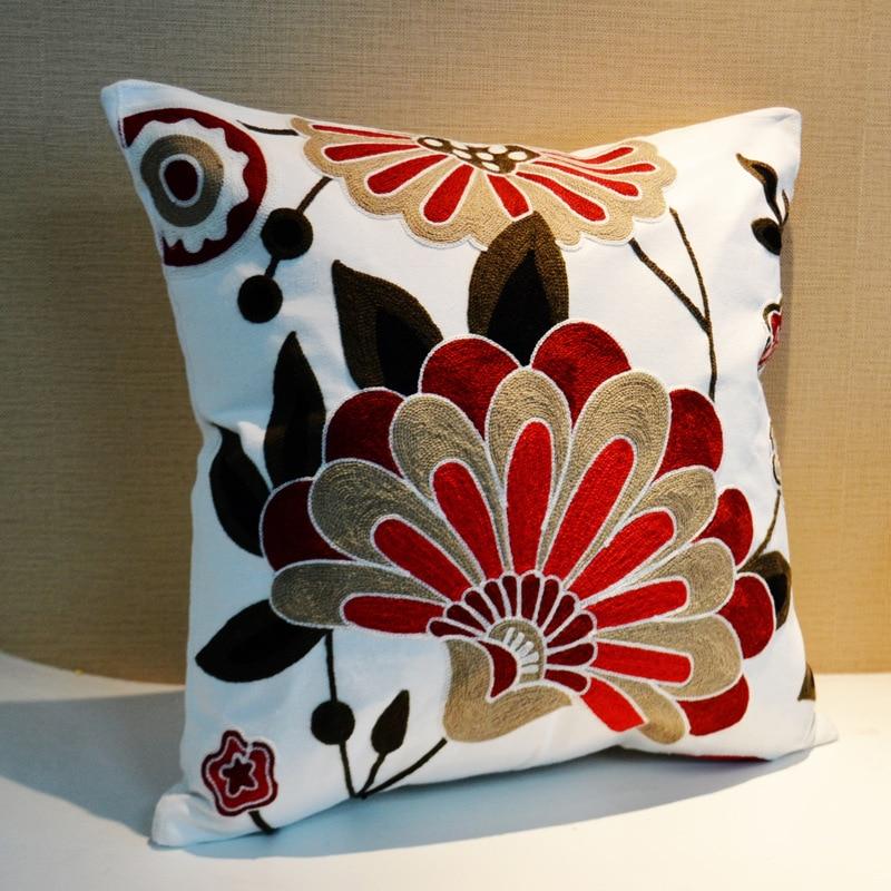 Studio D Serenade Ruched Square Pillow