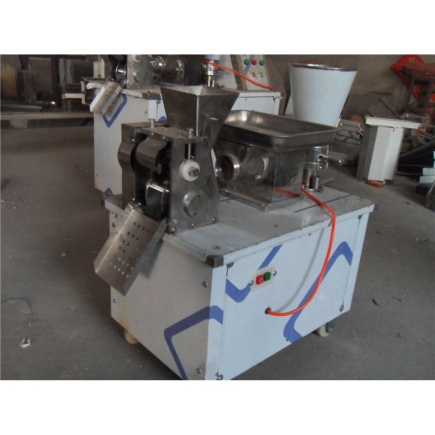 Commercial Use Automatic Dumpling Making Machine 4800pcs/hour Electric Dumpling Maker Wrapping Machine 220V/110V 2.2KW 80-type