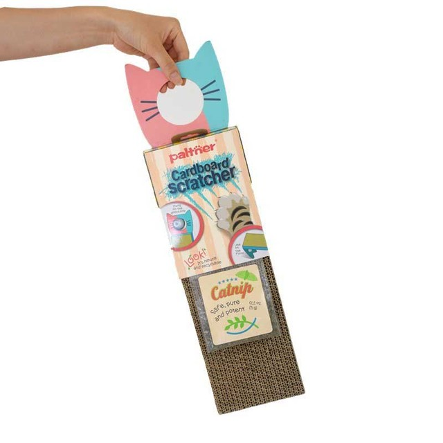 Hanging Cat Scratch Scratcher Scratching Board Post Pad Mat Catnip Bed Cat Kitten Scratch Board Furniture cat Training Toys BS