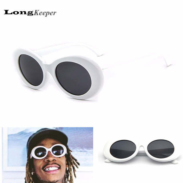 df5b2db4f placeholder NIRVANA Kurt Cobain óculos de Sol para As Mulheres Homens 2019  Legal Feminino Masculino Óculos de