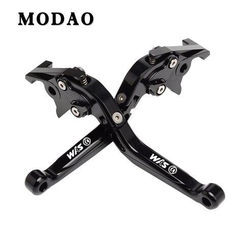For SYM T2 T3 SB300 WOLF250  T2/T3 SB 300 WOLF 250 CNC aluminum Motorcycle brake digital clutch hand brake lever accessories Karachi