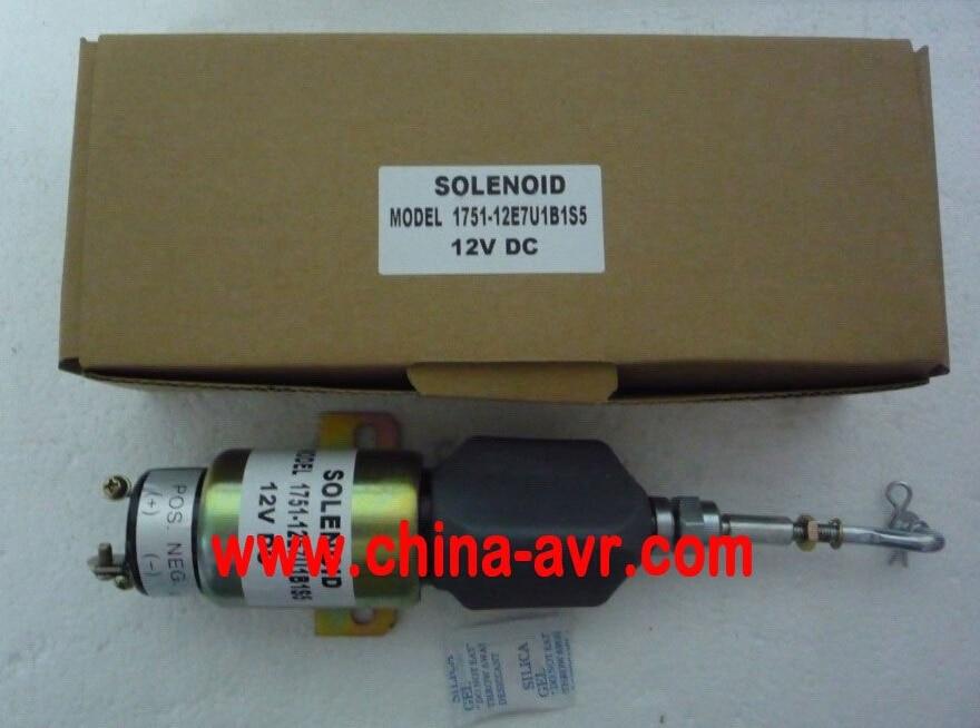 SHUTDOWN SOLENOID SA-3993