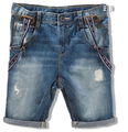Бесплатная доставка бренд Хорошее качество летние дети брюки ребенка шорты буле комбинезоны дешевые 2-8 лет девочки мальчики дети джинсы
