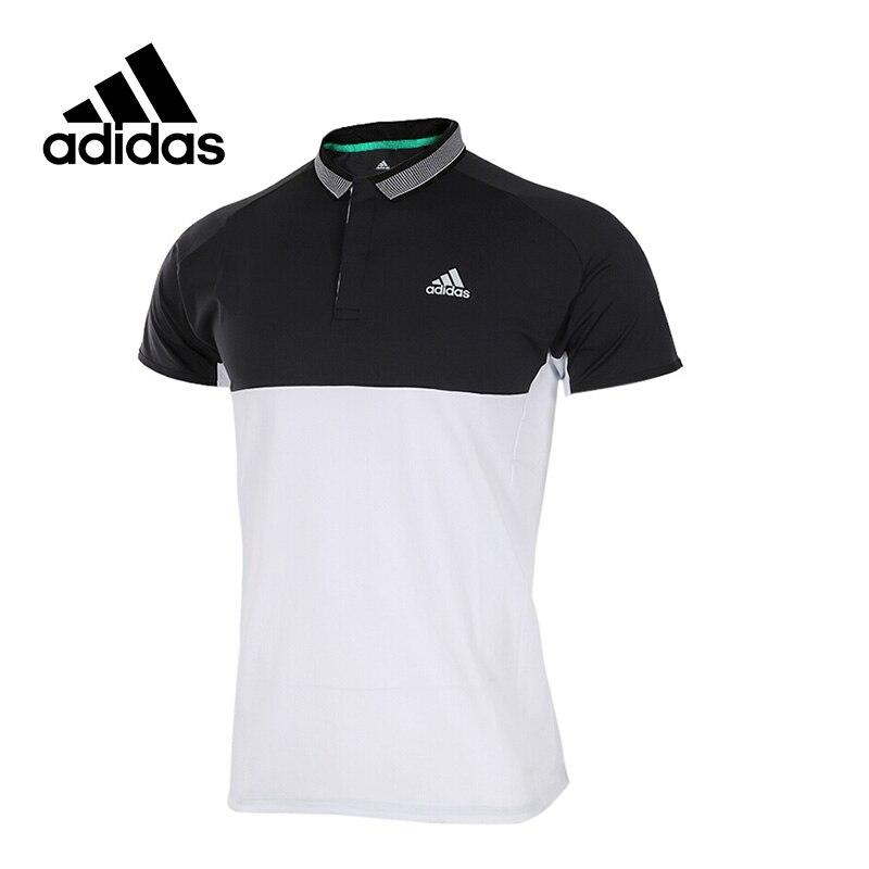 936e5e8a5a Chegada nova 2017 Original Adidas M CLUBE POLO3 camisa dos homens do POLO  de manga curta Sportswear