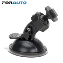 Car DVR Holder Driving Recorder Bracket 360 Degree Rotating Sport DV Camera Mount for Xiaomi YI GoPro Car Holder(China)