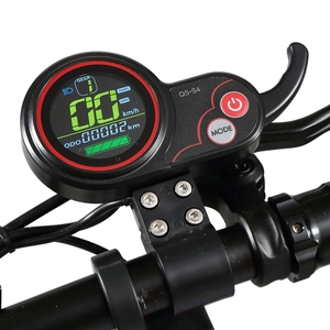 Image 2 - Led anzeige Drossel für Elektrische Roller Speedual Mini Plus Gnade Null 8 9 10 8X 10X 11X QS S4 LCD Macury 36V 48V 52V 60V 72V