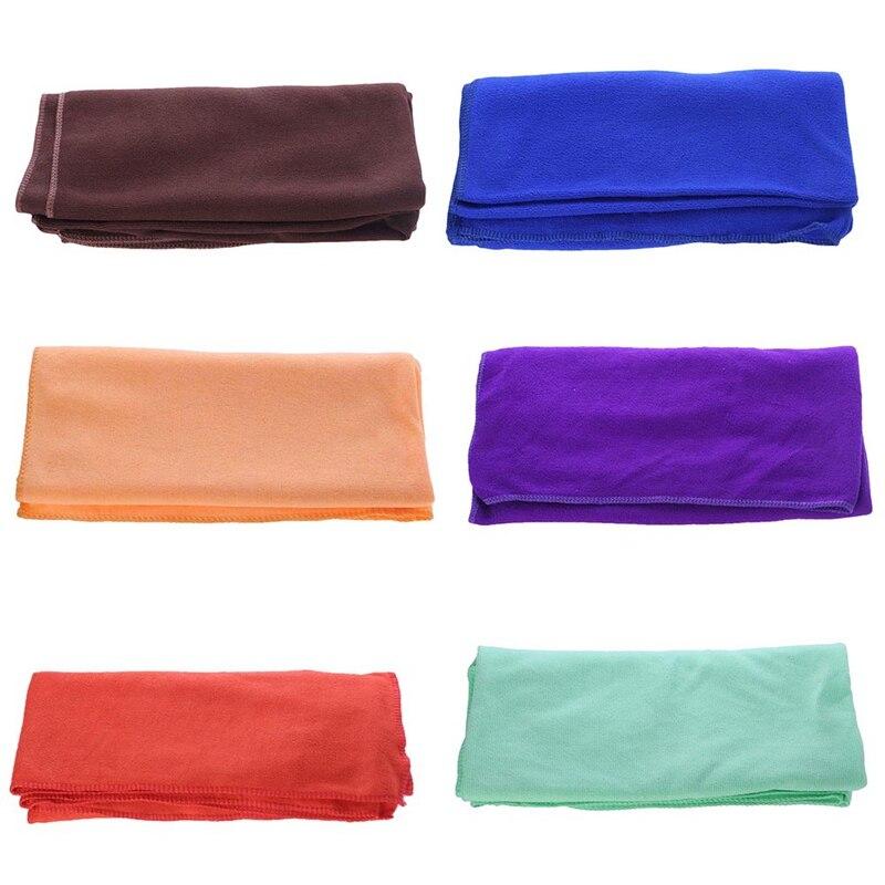 Bad Handtuch 70x140 Cm Saugfähigen Mikrofaser Trocknen Bad Strand Handtuch Waschlappen Bademode Dusche 13 Sexy Farben