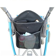 Multi-Purpose Organizer Bag Baby Universal Fashion Pushchair Makeup Durable Washable Stroller