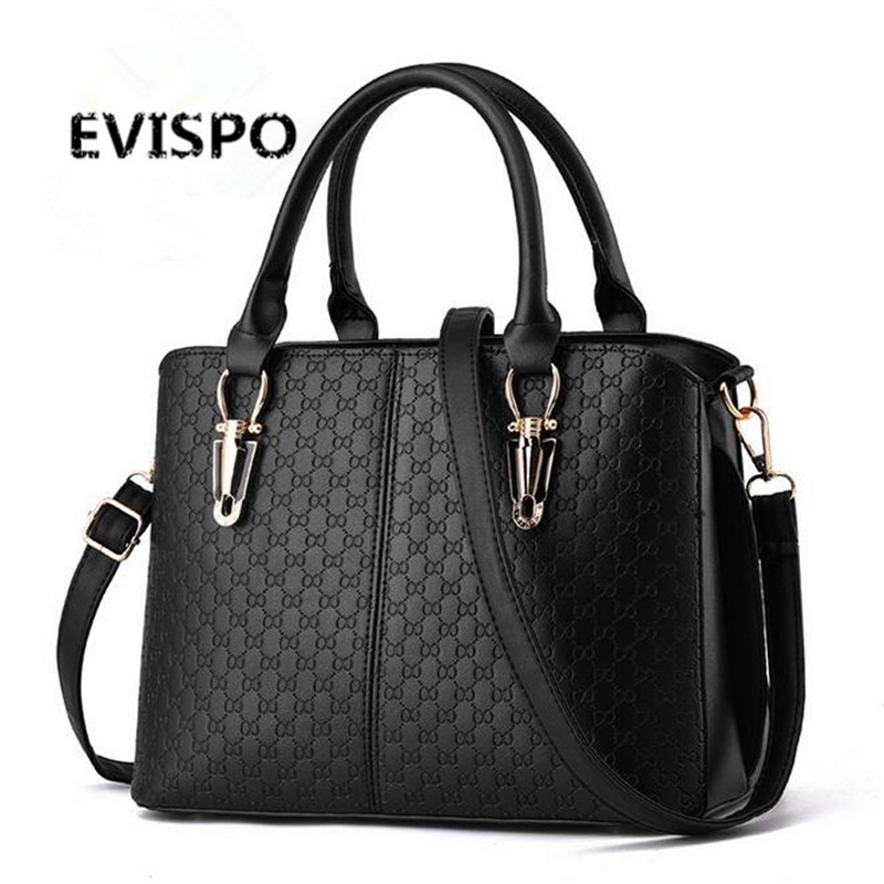 e148fbf16fd 2016 Direct trend Europe and America new winter fashion handbags wholesale  ladies handbag shoulder bag big bag 6 color options