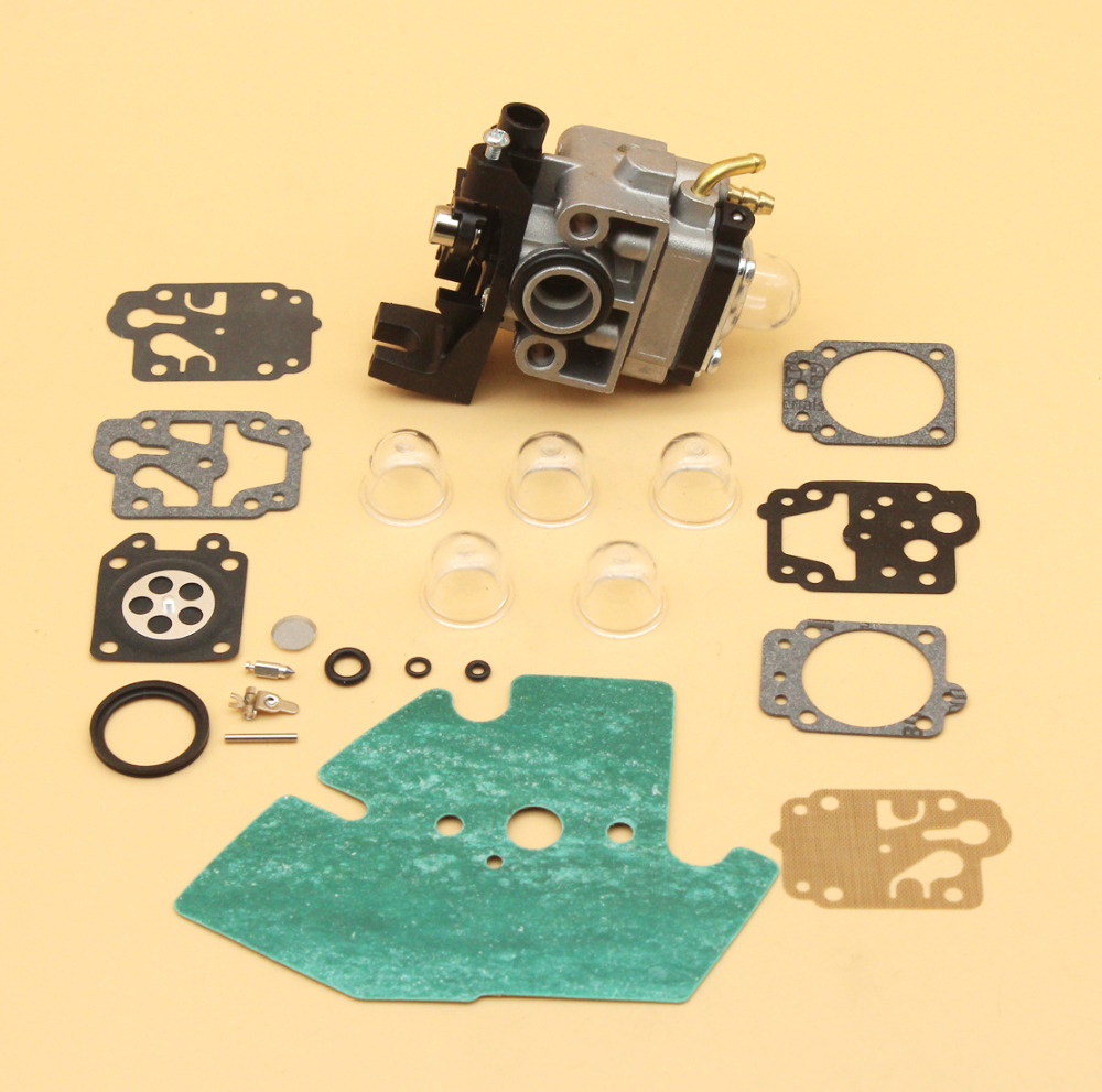 Fuel Air Filters Foam Spark Plug Kit For Honda Gx25 Gx25n Gx25nt Hht25s Engine Haishine