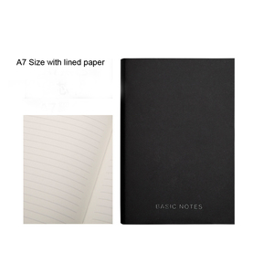 Image 5 - A5/A7 ขนาดสีดำกระเป๋าโน้ตบุ๊คสมุดบันทึกสำหรับสำนักงาน,ธุรกิจ,โรงเรียนหรือ Travel TPN015