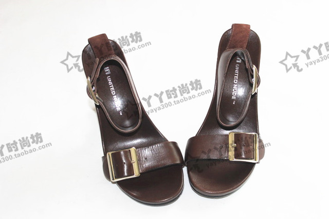 f78ebc9c05 Un women's united nude shoes chair with tyranids wedges sandals 2586