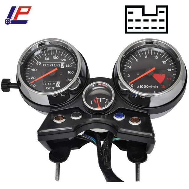 For SUZUKI GSF 250 400 750 1000 Bandit 77A GSF250 GSF750 GSF1000 GJ77A Motorcycle Gauges Cluster Speedometer Tachometer Odometer