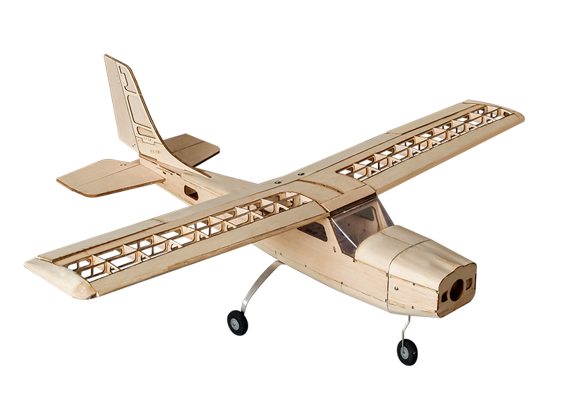 Free Shipping Cessna 960mm Laser Cut Balsa Kit Balsawood Airplane Model Building Woodiness model /WOOD PLANE new phoenix 11207 b777 300er pk gii 1 400 skyteam aviation indonesia commercial jetliners plane model hobby