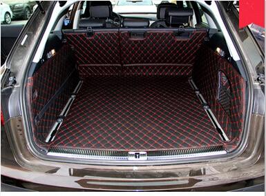 Good Mats Full Set Car Trunk Mats For Audi A6 Allroad