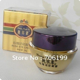 Liang bang su rose eye cream ---the killer of eye puffiness/ dark circle/ wrinkles