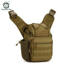 في الهواء الطلق DSLR الرقمية حقيبة العسكرية التكتيكية حبال الرياضة حقيبة كتفية للسفر للرجال النساء على ظهره المشي التخييم المعدات