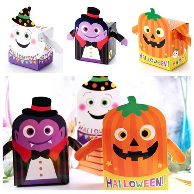 halloween gift box halloween cookie box food snacks cartons