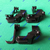 3 sets / sizes for TACSEW T111 155 WALKING FOOT SET with EDGE GUIDE RIGHT SIDE