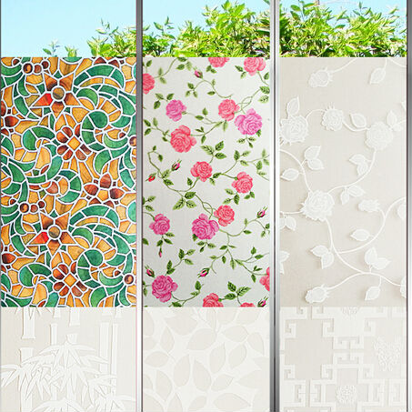 Aliexpress Buy Window Films For Bathroom Toilet And