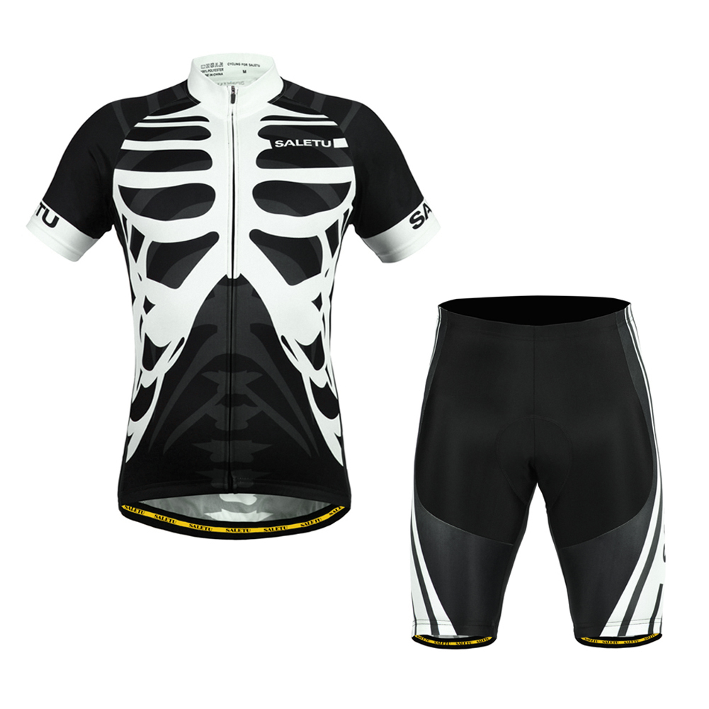 Cycling Clothing Bicycle Wear Sets Men Sport Short Sleeve Team Bike Unisex Breathable Cycling Wear Jersey Shirt Shorts Pants Set nuckily ma008 mb008 men short sleeve bicycle cycling suit