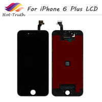 Hot Truth 1 PCS For IPhone 6 Plus LCD Display Touch Screen Digitizer Assembly 5 5