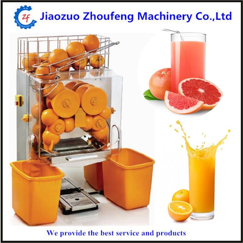 Orange juicer commercial automatic lemon pomelo grapefruit juice squeezing machine orange juice maker ZF free shipping pomegranate orange citrus juicer machine automatic fresh orange lemen orange juice squeezing machine