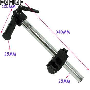 FGHGF XDC-10K микроскоп стенд 25 мм Диафрагма наклона несколько углов регулировки инструмент модификации шатун