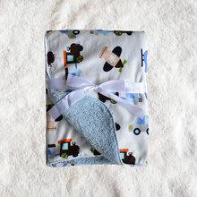 الأسرة الدافئة الطفل بطانية الكرتون سيارة السفر لحاف ، للأطفال النوم المغطاة في سرير الطفل على سيارة مكتب أريكة فراش.