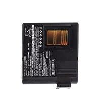 Cameron Sino 5200mah battery for ZEBRA QLN420 P1040687 P1050667 016 Printer Battery