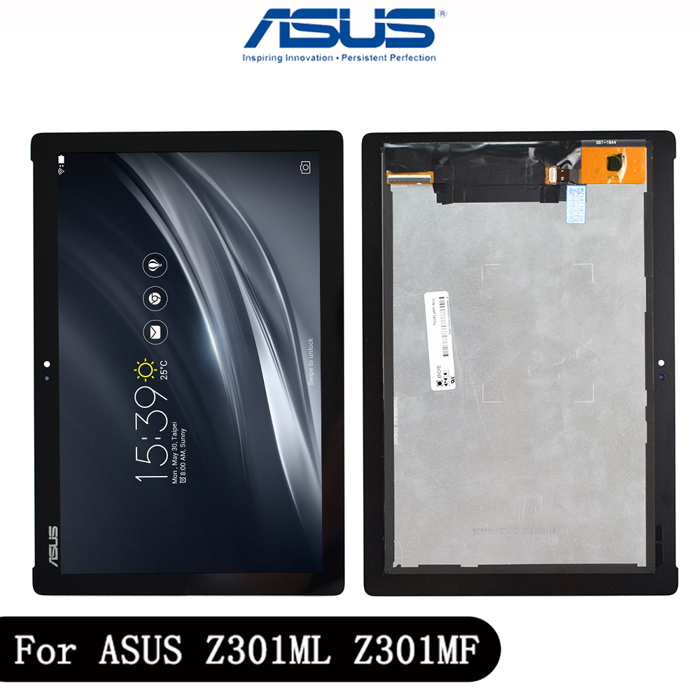 LCD Display NV101WUM-N52 Touch Screen Digitizer Assembly For ASUS ZenPad 10 Z301 Z301M Z301ML Z301MF Z301MFL P028 P00L <font><b>Z300M</b></font> image