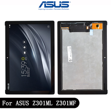 LCD Display NV101WUM-N52 Touch Screen Digitizer Assembly For ASUS ZenPad 10 Z301 Z301M Z301ML Z301MF Z301MFL P028 P00L Z300M