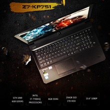 HASEE Z7-KP7S1 Gaming Laptop