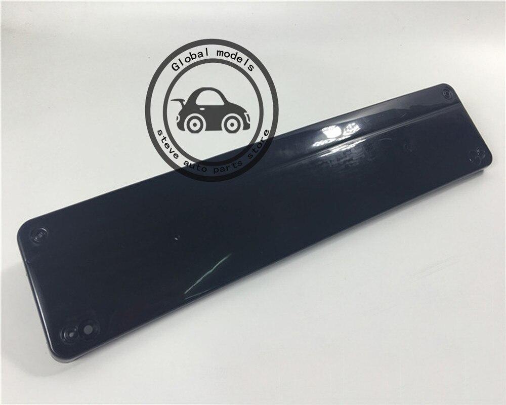 Pare-chocs avant Support de Plaque D'immatriculation Support pour Mercedes Benz W140 S280 S300 S320 S350 S400 S420 S500 S600