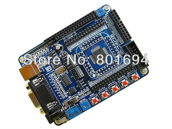 MSP430F149 Mini System MSP430 Development Board With BSL Programmer+ USB Calble