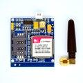 Adeept Nuevo Módulo SIM900A Kit de Extensión Inalámbrica GSM GPRS Antena Placa Probado HC Freeshipping auriculares diy diykit
