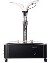Portable 10ml Bottle Perfume Filling Machine AM-SF-1 Compact Digital Control Pump Liquid Filling Machine for Milk,oil Bottle