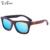 RTBOFY Raios Homens Óculos de Designer de Óculos De Sol De Madeira De Madeira Unisex UV400 Óculos de Sol Para as Mulheres gafas de sol hombre. ZE03