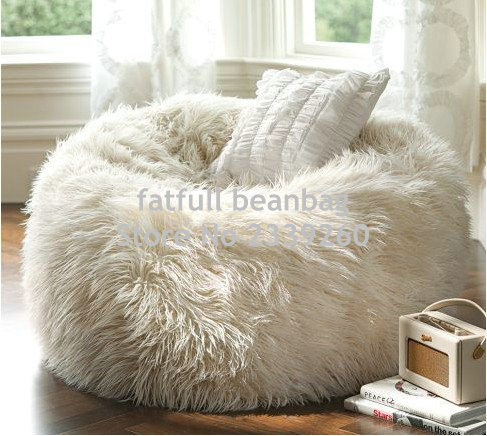 online buy wholesale fur furniture from china fur With big fluffy pillows sale