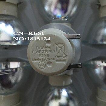 Free shipping New Original Bare Bulb Lamp Osram P-VIP 230/0.8 E20.8 For ACER H7531D / H7530 / H7530D / H7630D Projectors