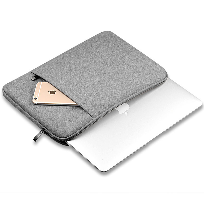 New High Quality Portable Soft Sleeve Laptop Bags Zipper Notebook Laptop Case Pouch Cover for Macbook Air Pro Retina 13 15 Inch mosiso laptop bag case for macbook air pro retina 11 13 15 zipper bags carry pouch cover for asus lenovo notebook soft sleeve