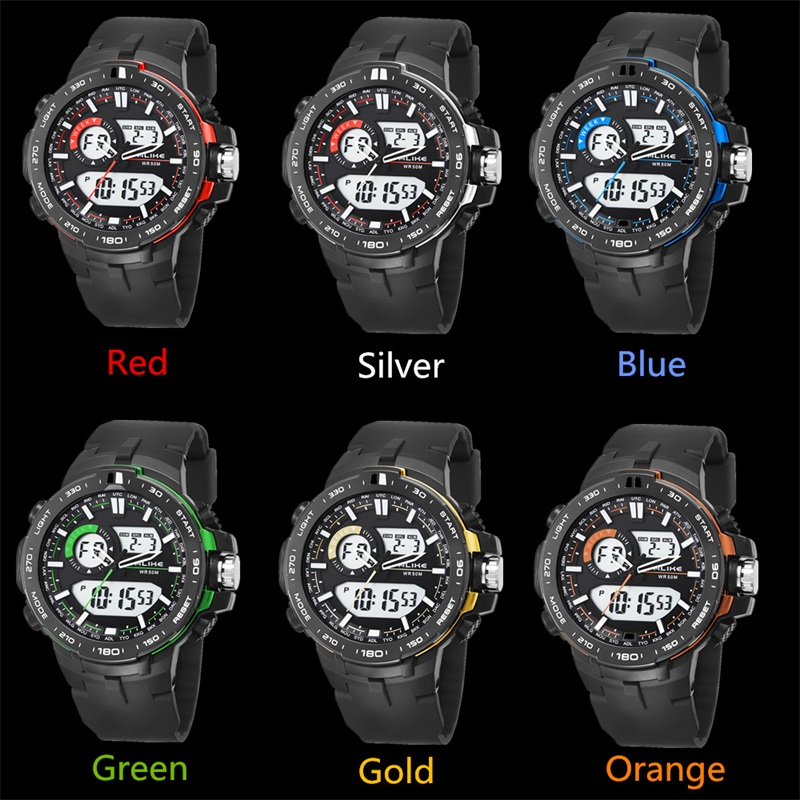 New G Style Quartz Watch S Shock Clock Men Military Army Watch Water Resistant Date Calendar Sports Watches Relogio Masculino