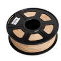 Material de madera 1.75/3.00mm Filamentos de Madera Modelado Estereoscópica 3D Materiales de Impresión para la Impresora 3D