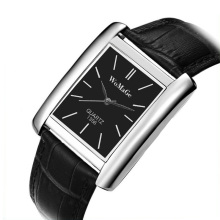 WoMaGe Top Brand Leather Strap Women Watches Bracelet