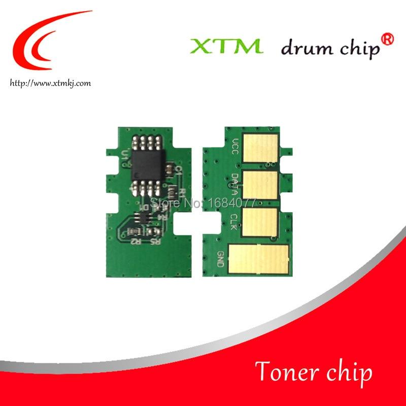 25X Toner chips MLT D203U EXP for Samsung SL M4020 SL M4070 D203U D203 cartridge chip