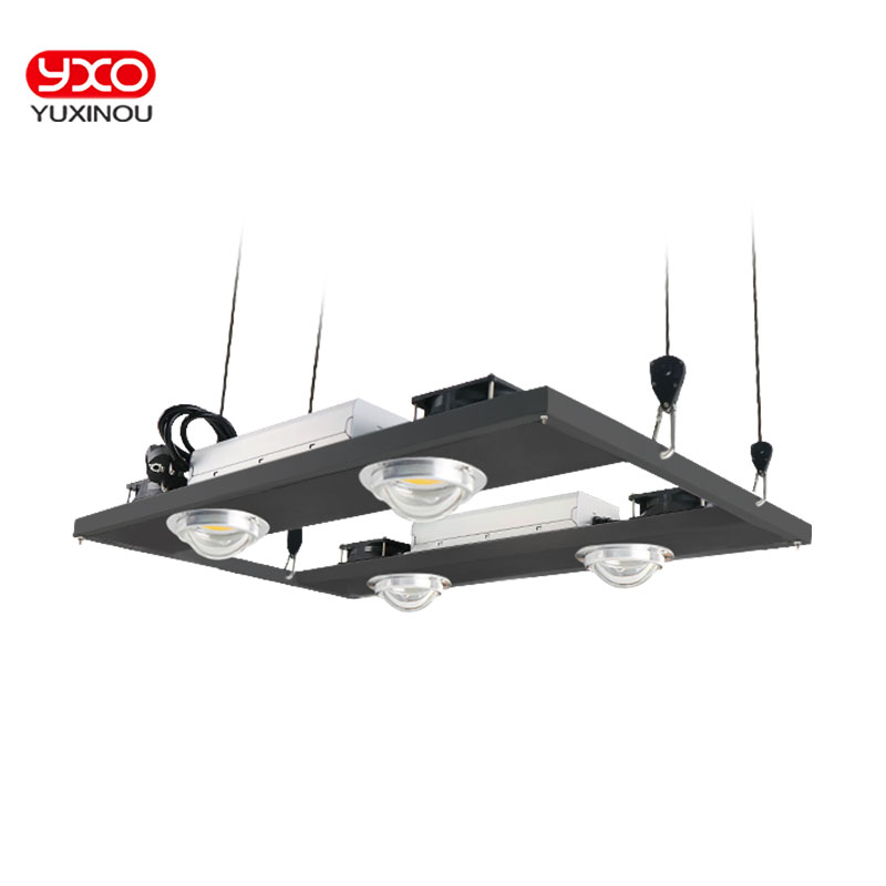 Commercial Greenhouse Led Grow Lights: CREE Cxb3590 LED Chip 400W Full Spectrum COB Led Grow
