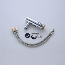 BAKALA NEW Hot & Cold Mixer Automatic  sensor tap Hand Touch Free Sensor tap Faucet & Sink Tap banheiro F-2029