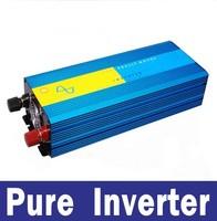 Free Shipping 2500W Pure sine power inverter DC12V AC230V off grid tie inverter,pure sine wave inverter Omskakelaar