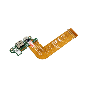 Image 4 - MLD DB USB Charge port PCB Board FOR DELL VENUE 11 PRO T06G 5130 Tablet